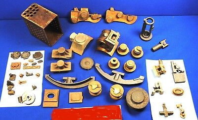 Aveling Road Roller part casting set live steam. 1.5 inch scale