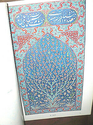 Literatur  * Türkische  Keramik *  Antique Turkish  Ceramics  *  Reference  Book