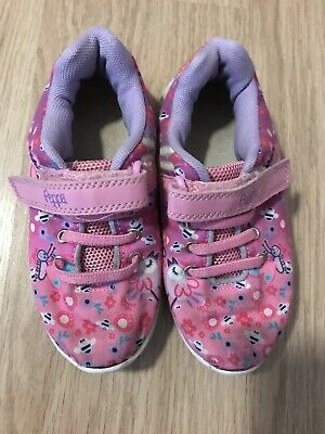 WOW Look Peppa Pig Size 10 Girls Trainers
