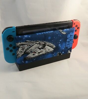Nintendo Switch Dock Sock - Dock Cover - Screen Protector - Star Wars Themed