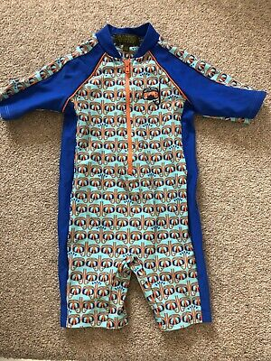 TED BAKER Sunsuit 12-18 months Perfect Condition