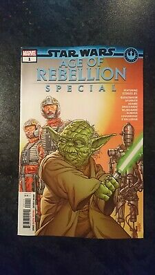 Star Wars: Age Of Rebellion #1 Special (Marvel, 2019)