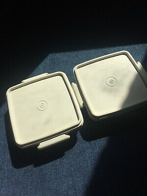 Vintage Tupperware Containers