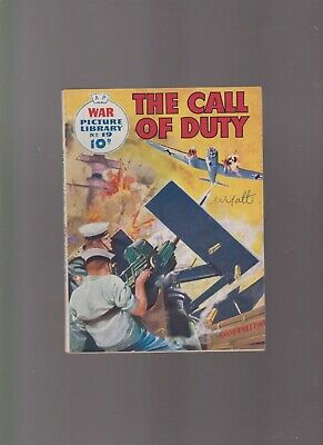 War Picture Library No.19 The Call of Duty