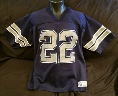 huge discount 99734 8197c 🌟 VINTAGE EMMITT Smith Bob Hayes #22 Dallas Cowboys Jersey Men's Size L 🌟
