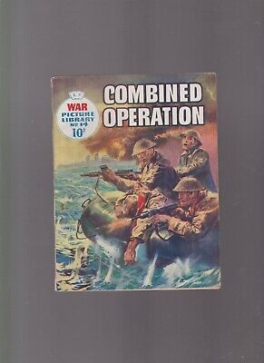 War Picture Library No.14 Combined Operation