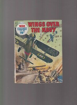 War Picture Library No.8 Wings Over the Navy