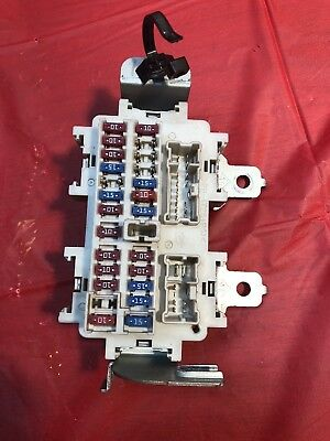 2005 infiniti g35 coupe interior fuse box