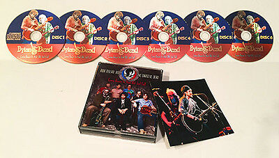Bob Dylan & The Grateful Dead Come Down To That Old Jail Cell 6 Cd
