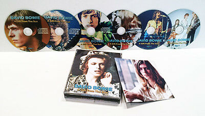 David Bowie A Gift From The Sun 6 Cd