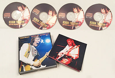 Robin Trower Vol. 2 Another Day, Another Night 4 Cd