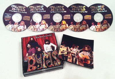 The Byrds Vol. 3 If Your Memory Serves You Well 5 Cd