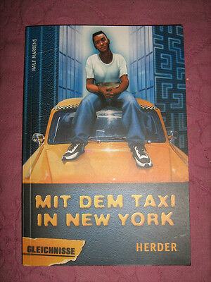 Mit dem Taxi in New York