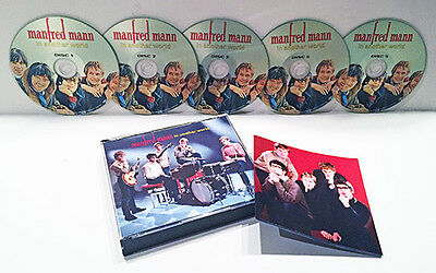 Manfred Mann In Another World 5 Cd