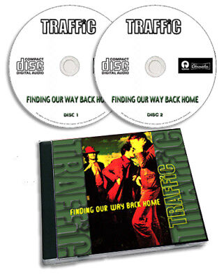 Traffic Finding Our Way Back Home 2 Cd