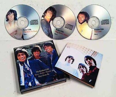 Bee Gees Days Gone By 3 Cd