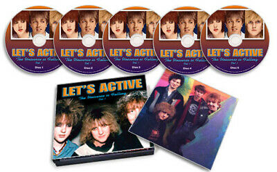 Let'S Active Vol. 1 The Universe Is Falling 5 Cd