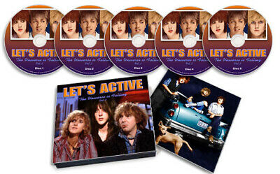 Let'S Active Vol. 2 The Universe Is Falling 5 Cd