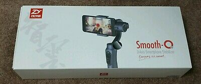 Zhiyun Smooth-Q 3-Axis Handheld Gimbal Stabilizer for Smartphone * MAKE OFFER!