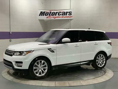 2016 Range Rover Sport HSE AWD 4dr SUV 2016 Land Rover Range Rover Sport HSE AWD 4dr SUV 45,267 Miles Fuji White SUV 3.