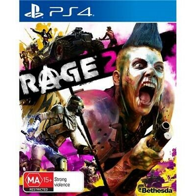Rage 2 PS4 - Brand New & Sealed
