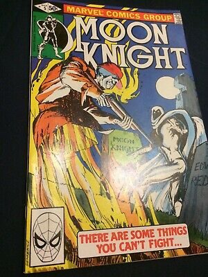 Moon Knight #5 March 1981