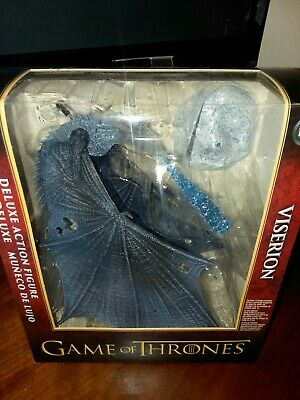 """*IN HAND* GAME OF THRONES VISERION """"ICE DRAGON"""" DELUXE  ACTION FIGURE McFARLANE"""
