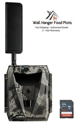 Spartan GoCam Ghost Verizon 4G LTE Cellular Trail Camera Free Shipping