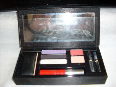 Clarins Chic And Glam Make Up Palette - Silver Collection