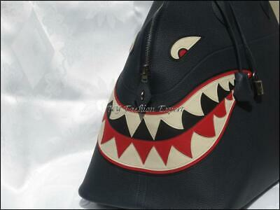 058f594369e9 RUNWAY LTD EDITION SHARK 40cm Hermes BOLIDE Bag -  24