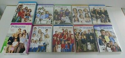 7Th Heaven The Complete Series Seasons 1-11 Dvd Movie Television Lot Boxset