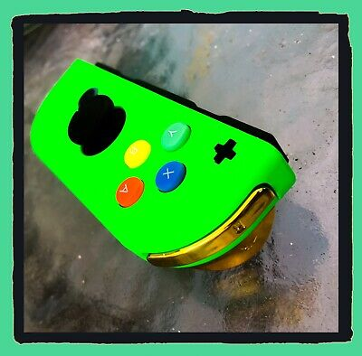 Nintendo Switch Joy-Con Controllers - Right Custom Neon Green Send Me Your Offer