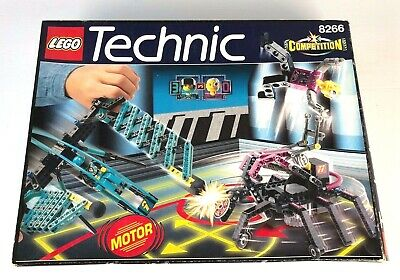 Lego Technic 8266 Super Challenge complet + instruction + box 1998