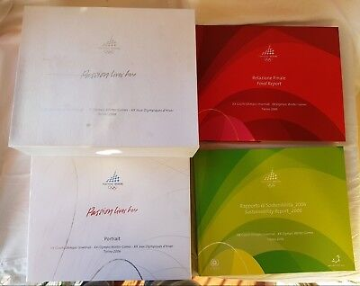 Official Olympic Report Of Xx Olympic Winter Games Olimpiade Torino 2006