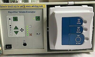 Valleylab RapidVac Smoke Evacuator Rauchgasabsauger SE3695 Surgery theatre use