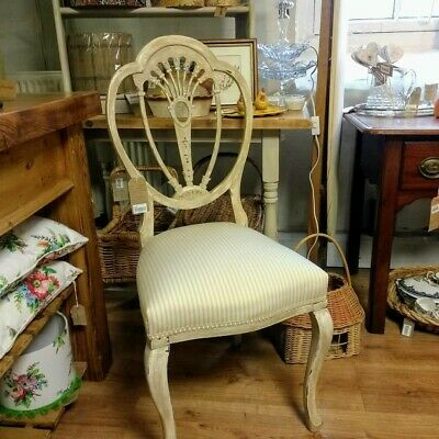 Lovely Vintage hand painted chair