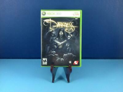 The Darkness Complete Tested Microsoft Xbox 360