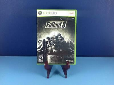 Fallout 3 Complete Tested Microsoft Xbox 360