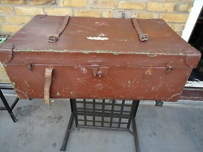 Orient Steamer Trunk Chest Blanket Storage Box With Key Shop Prob Coffee Table