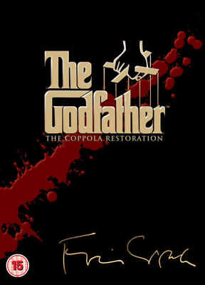 The Godfather Trilogy 1972 1974 1990 Francis Coppola Restoration 2008 5-DVD Set