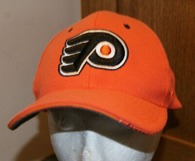 3aa5a1d26 PHILADELPHIA FLYERS HOCKEY hat cap Baseball Embroidered Side Puck ...