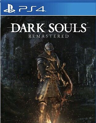 Dark Souls Remastered (PS4) Game | Playstation 4 Free Delivery !