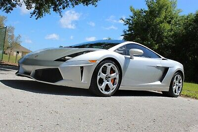 2004 Lamborghini Gallardo  2004 Lamborghini Gallardo (Clean Title, Zero Accidents, 85% Clutch Remaining)