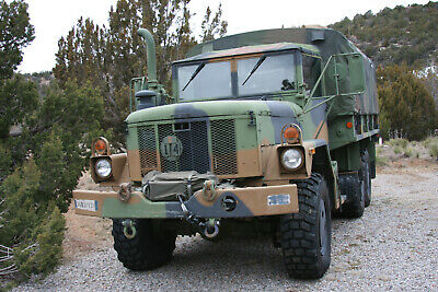 M35A3 6X6 MILITARY TRUCK 2-1/2 TON (deuse and a half)
