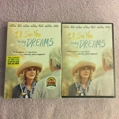 I'll See You in My Dreams (DVD, 2015, Widescreen) Brand New Sealed