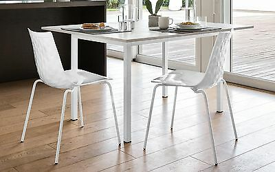 CALLIGARIS CONNUBIA ICE CB1049 Sgabello in plastica e