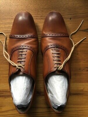 ANTONIO MILANI MEN'S Leather Dress Shoes Made In Italy 41