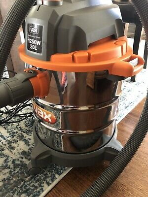 Vax   Canister Wet /Dry Vacuum Cleaner