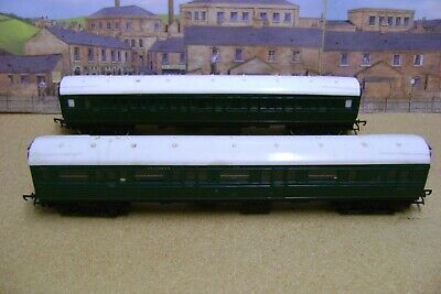 Triang BR(SR) Coaches Green