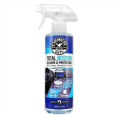 Chemical Guys Total Interior Cleaner Protectant Dashboard Screen Trim 473ml